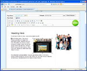 Surefire Video Help - Image advanced formatting and positioning on page