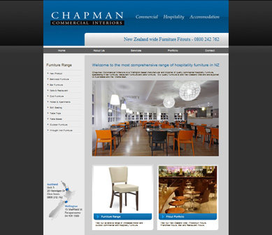 Chapman Commercial Interiors