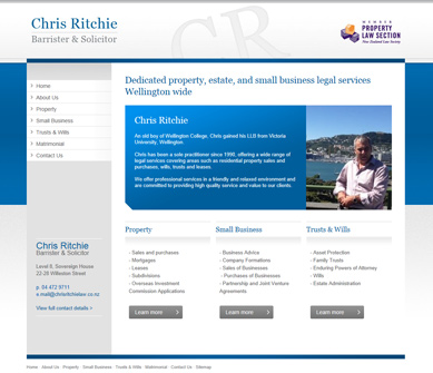 Chris Ritchie Barrister and Solicitor