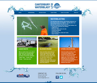 Canterbury Waterblast Ltd