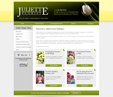 Juliette Florist