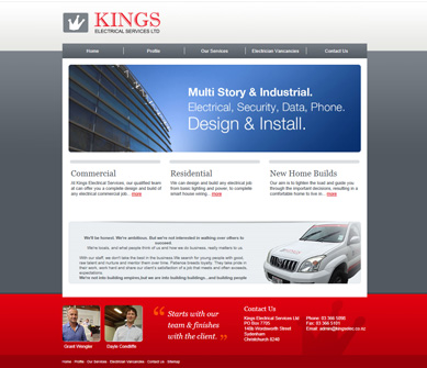 Kings Electrical Services Ltd