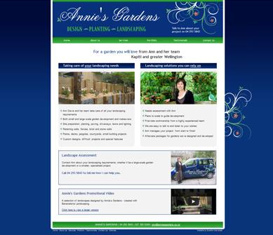 Annie's Gardens