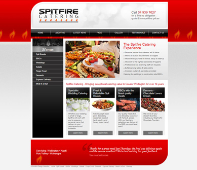 Spitfire Catering