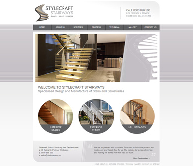 Stylecraft Stairways