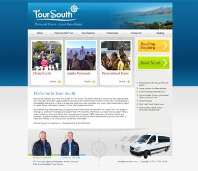 Tour South