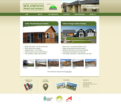 WildWood Homes and Cottages