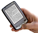 E-books catching on with readers.