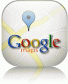 Google Maps - plan your lunchtime run route!