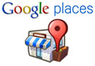 Step by step register for Google Places.